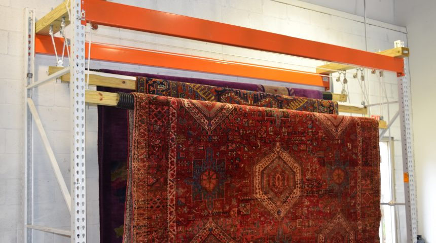 How Is An Oriental Rug Made