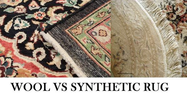 Natural Fibers Vs Synthetic Rugs