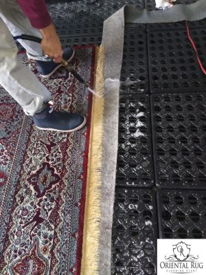Oriental rug cleaning Clermont FL