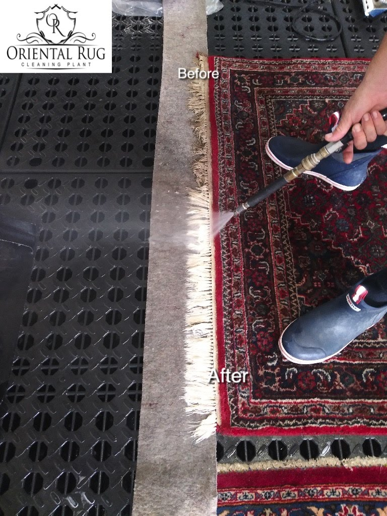 Oriental Rug Cleaning Fern Park